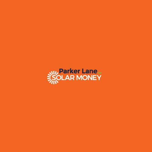 """Logo Parker Lane """"SOLAR MONEY"""""""
