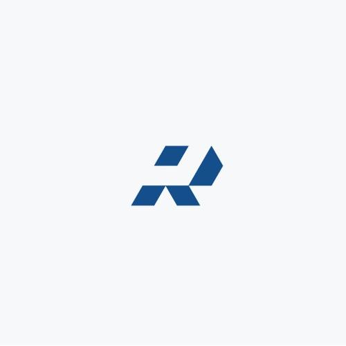Minimal geometric monogram