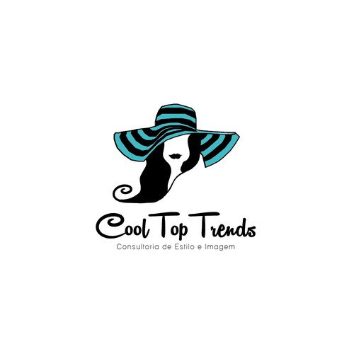 Cool Top Trends Logo Entry