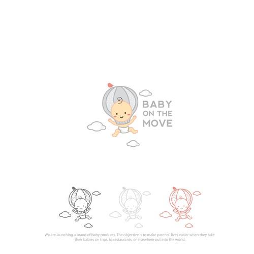 Baby Products Company Logo