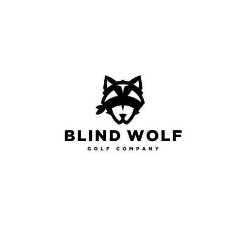 Blind Wolf Golf Company Logo