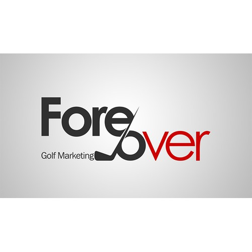Fore Over Logo - Full Creative License Welcome