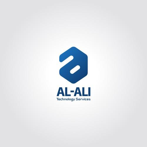 Bold Logo for Al-Ali Technology Service