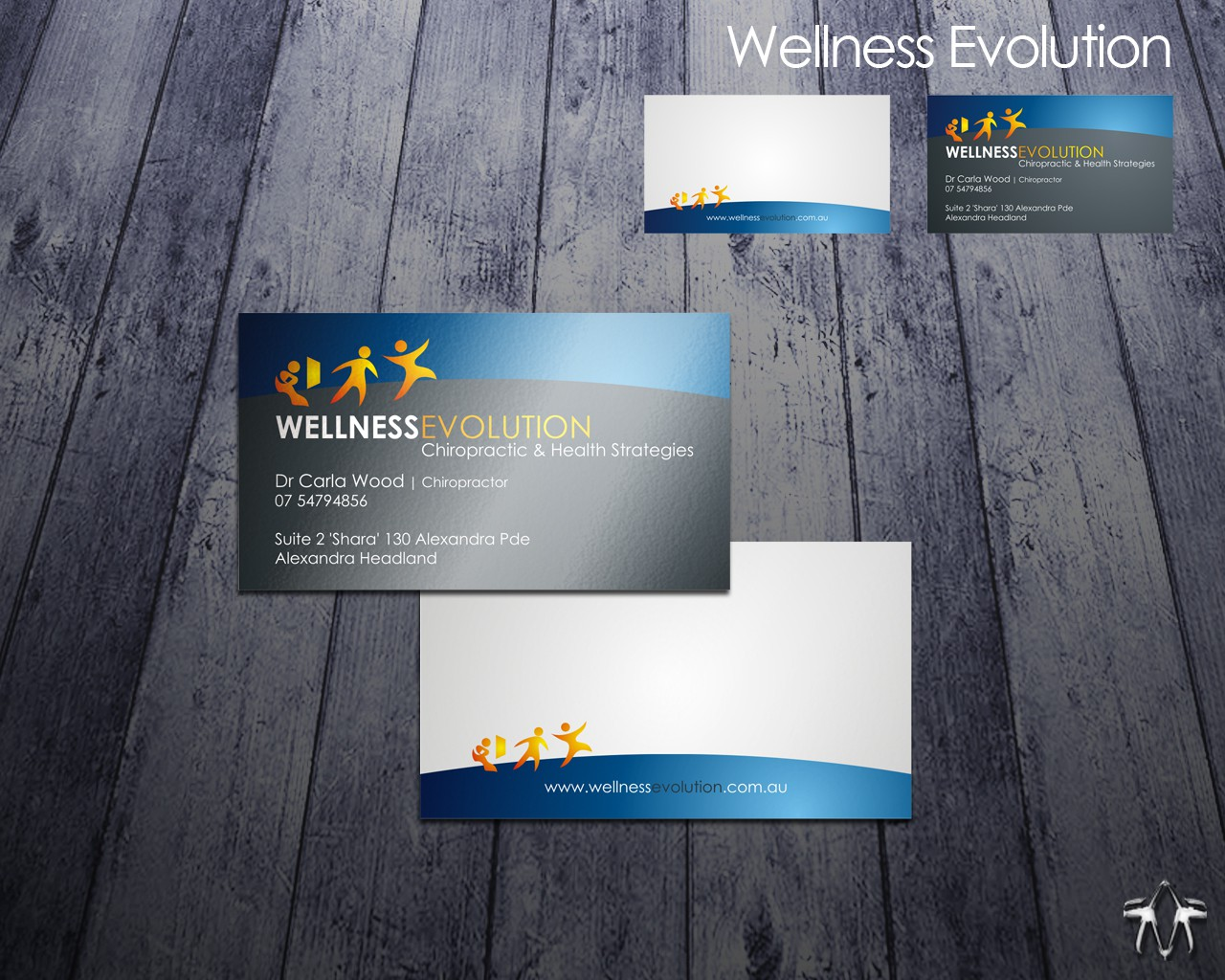Business card - Wellness Evolution