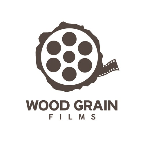 Versitile logo for a film company