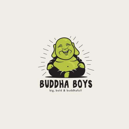 Fun logo for Cannabis company