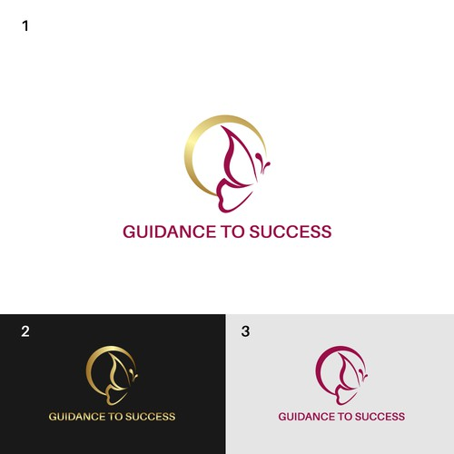 Winning design for Guidance To Success.