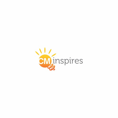 Bold logo for CM inspire