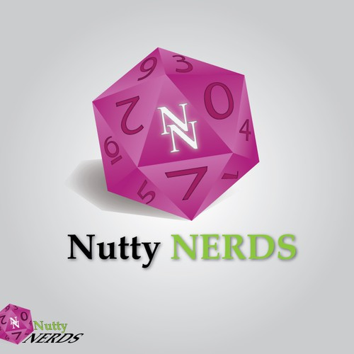 Awesome Logo wanted for Nutty Nerds