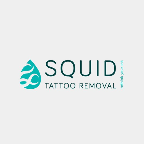 Squid Tattoo Removal