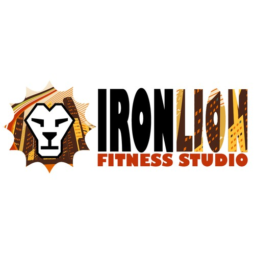 NEW LOGO FOR A MODERN, UPSCALE, AND URBAN FITNESS STUDIO