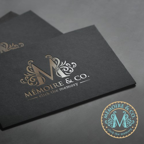 WOW me by designing a classy photography studio logo!