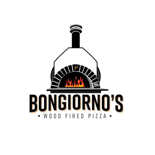 Bongiorno's wood fired pizza