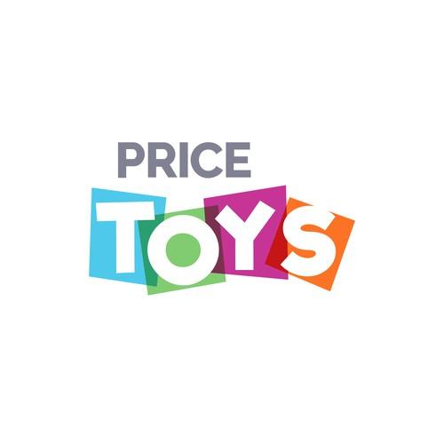 Price Toys Logo concept