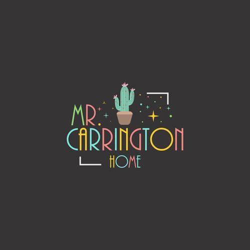 Design a FUN and DISTINCTIVE Logo for a Lifestyle/ Home Decor Vlogger