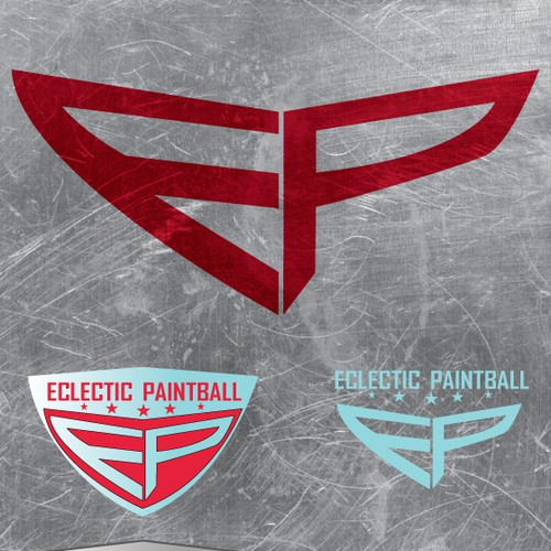 Help Eclectic Paintball with a new logo