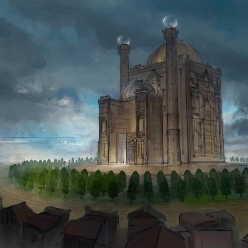 Nordic God Palace