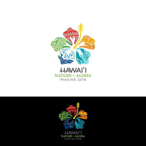ogo for Hawai`i Nature+Aloha Imagine 2016