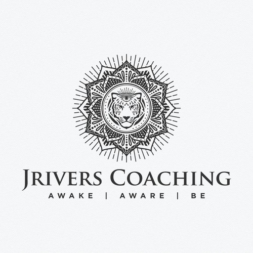 JRivers Coaching Logo, spirituality based career coaching.