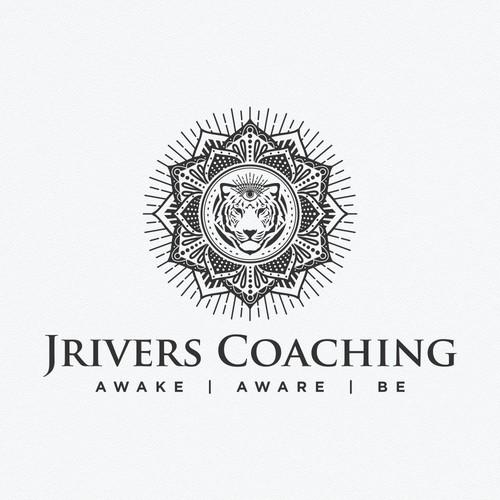 JRivers Coaching Logo, spirituality based career coaching.