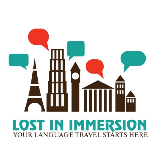 Create a great logo design for a French web startup for education & travel