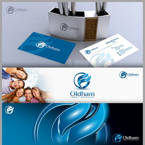 Create a logo for a dental office you can be proud of