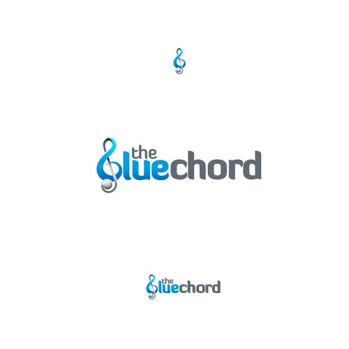 logo for the blue chord