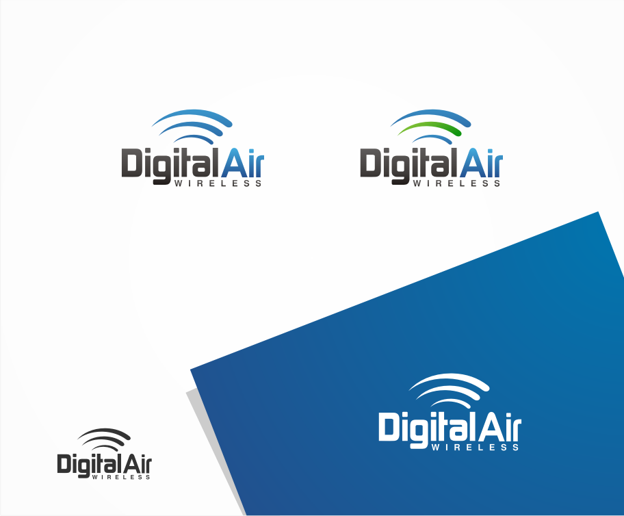 DigitalAir Wireless needs a new logo