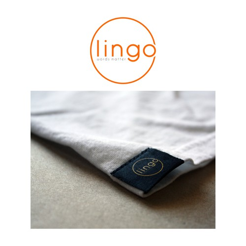Create a logo for lifestyle brand Lingo Wears