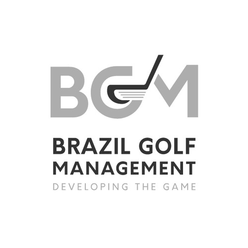 Brazil Golf Management Logo