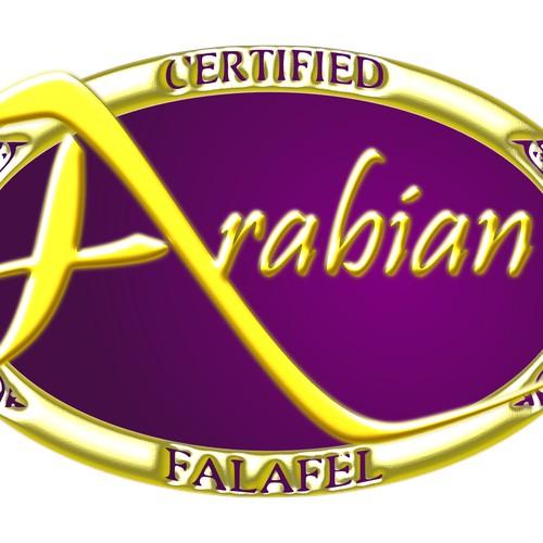 Seal of approval for falafels