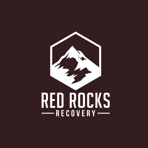 logo red rock recovery