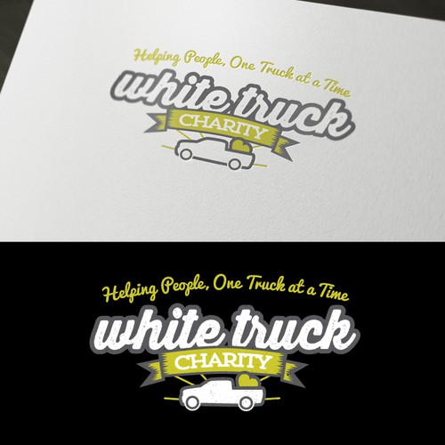 Create a logo for a charity organization