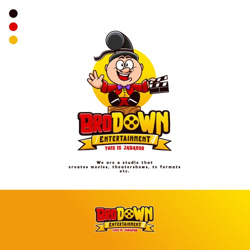 Logo design for Brodown (make it fun)