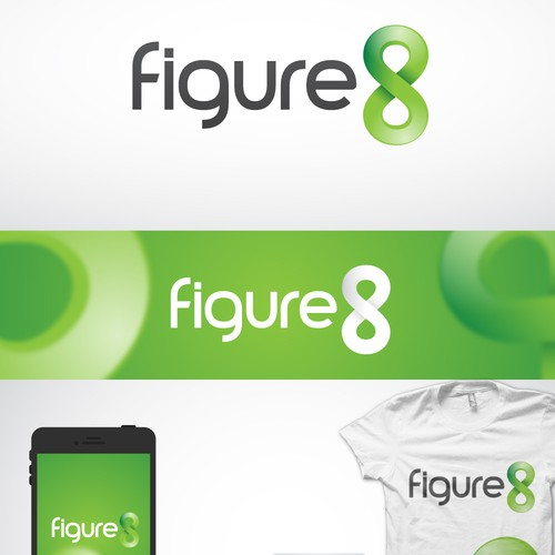 Create a standout logo for Figure8