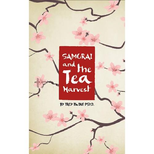 Create Next Book Cover for a Samurai  type-book