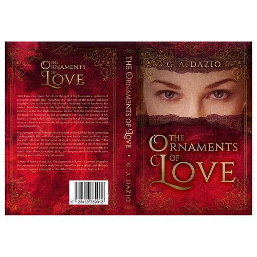 Ornamental and Elegant Book Cover