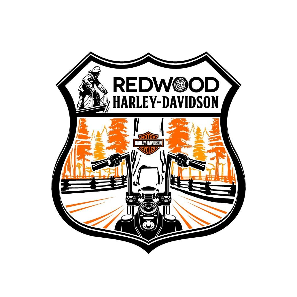 Motorcycle Dealership in historic Redwoods California