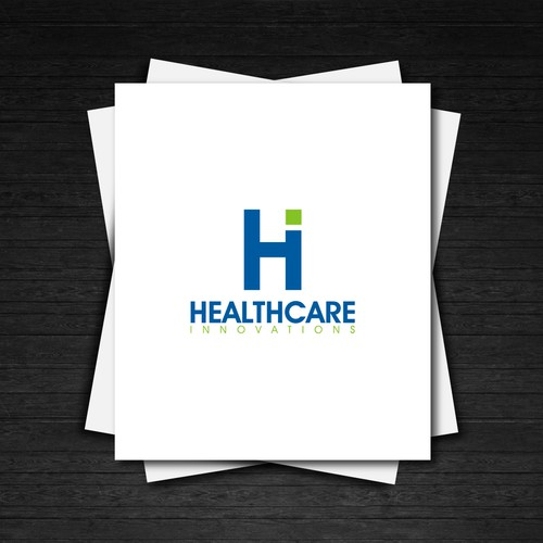 Create a powerful, classy, embracing, modern, and distinct logo for Healthcare Innovations