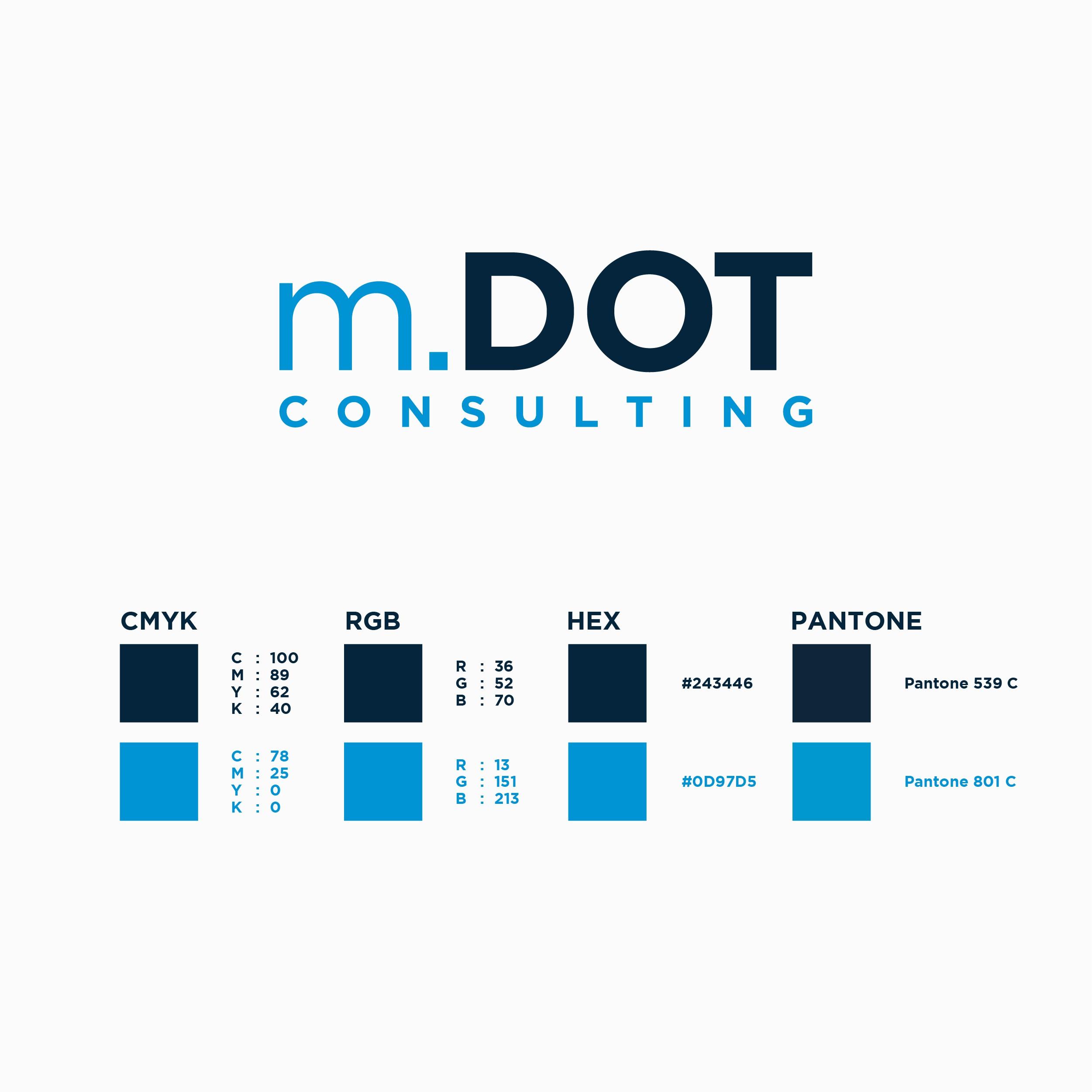 Digital/Tech Consulting Firm Needs Modern Logo