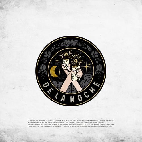Logo for Comunidad de la Noche