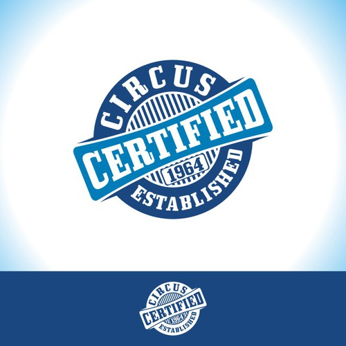 Create the next logo for Circus Certified