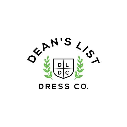 Logo design for University Spirit Wear Company