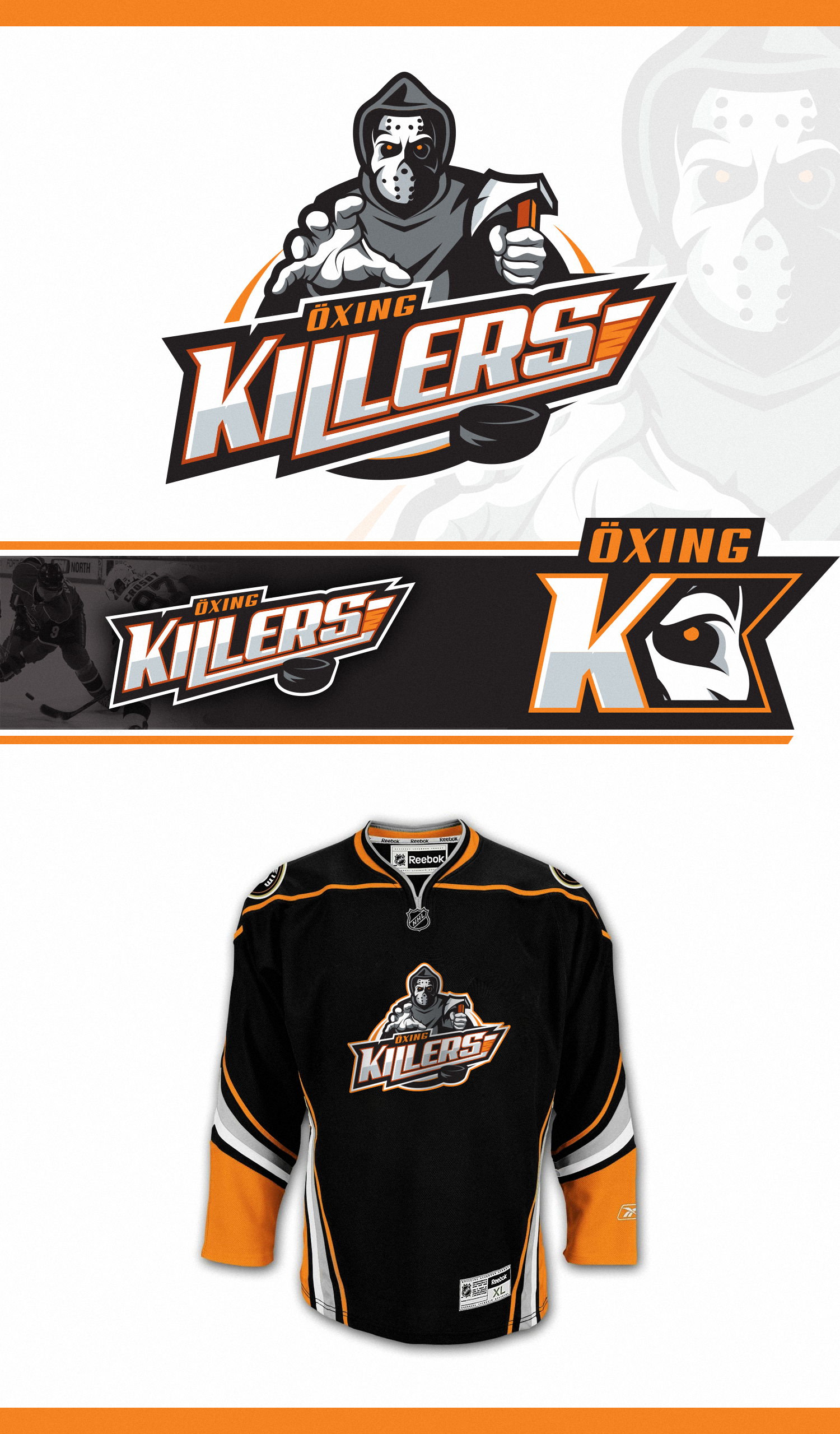 Help us to get the coolest IceHockey Logo in Bavaria!!