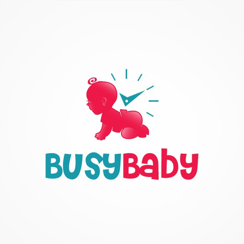 BusyBaby needs a new logo