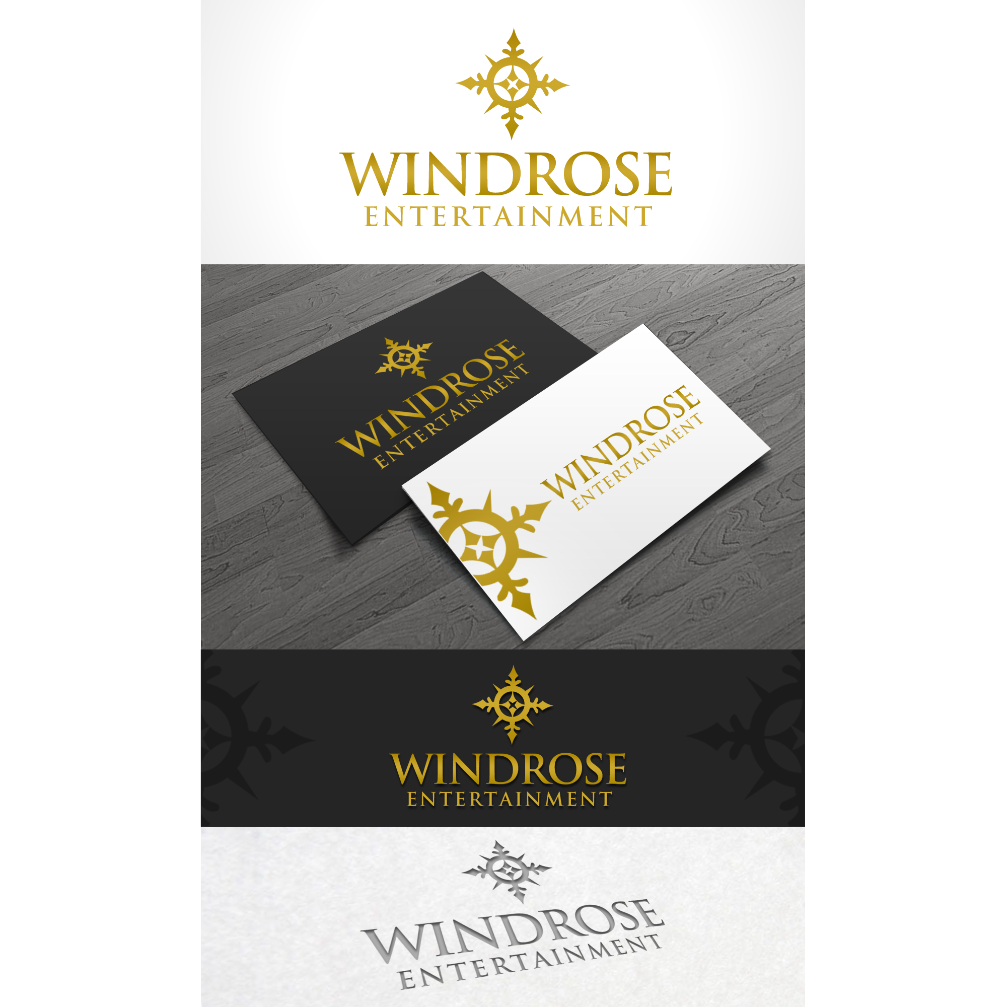 Help Windrose Entertainment with a new logo