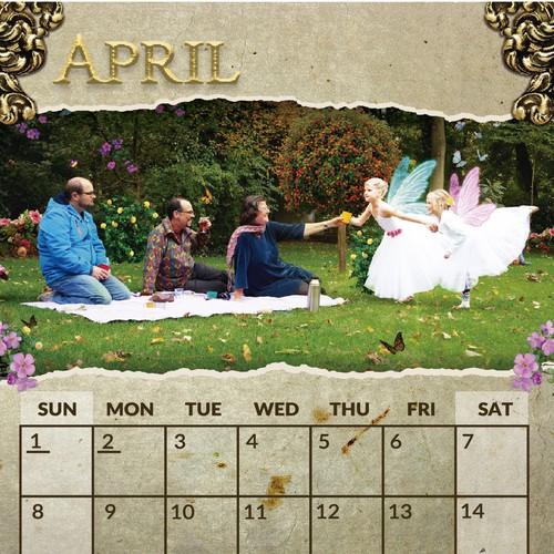 Ballet School Calendar