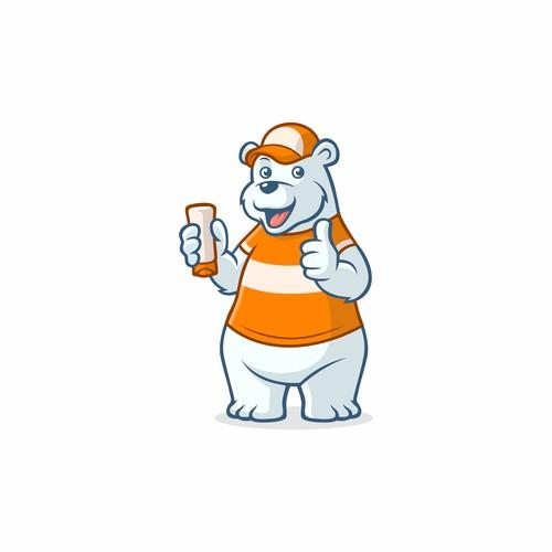 Polar Bear Sunscreen