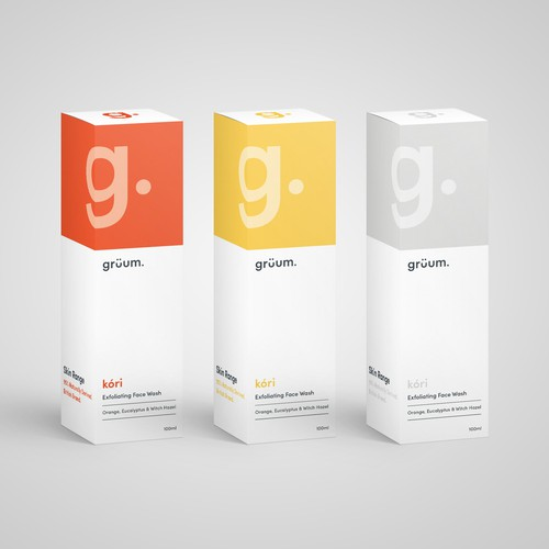 Minimalistic Packaging