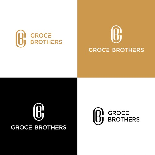 Logo design idea for Groce Brothers